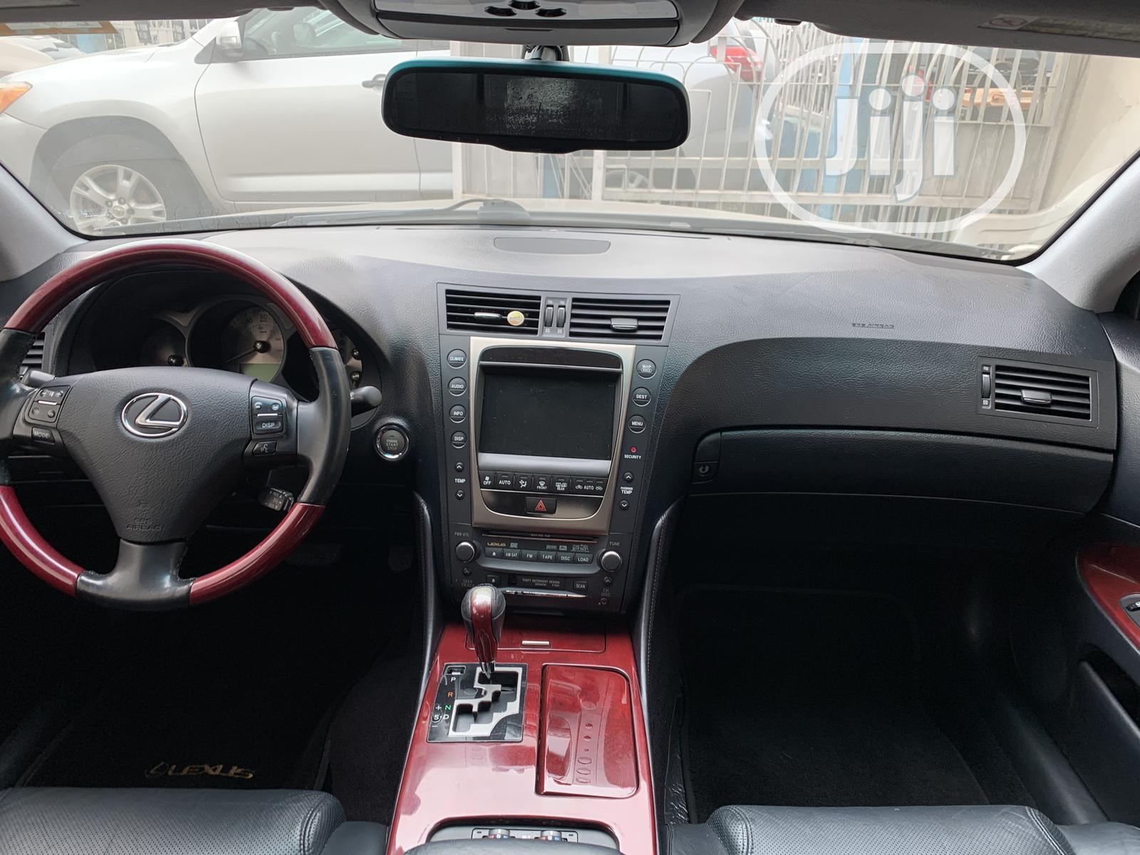 Lexus GS 2007 300 Gray   Cars for sale in Ikeja, Lagos State, Nigeria