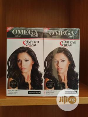 OMEGA Black Hair Dye | Hair Beauty for sale in Lagos State, Ojo