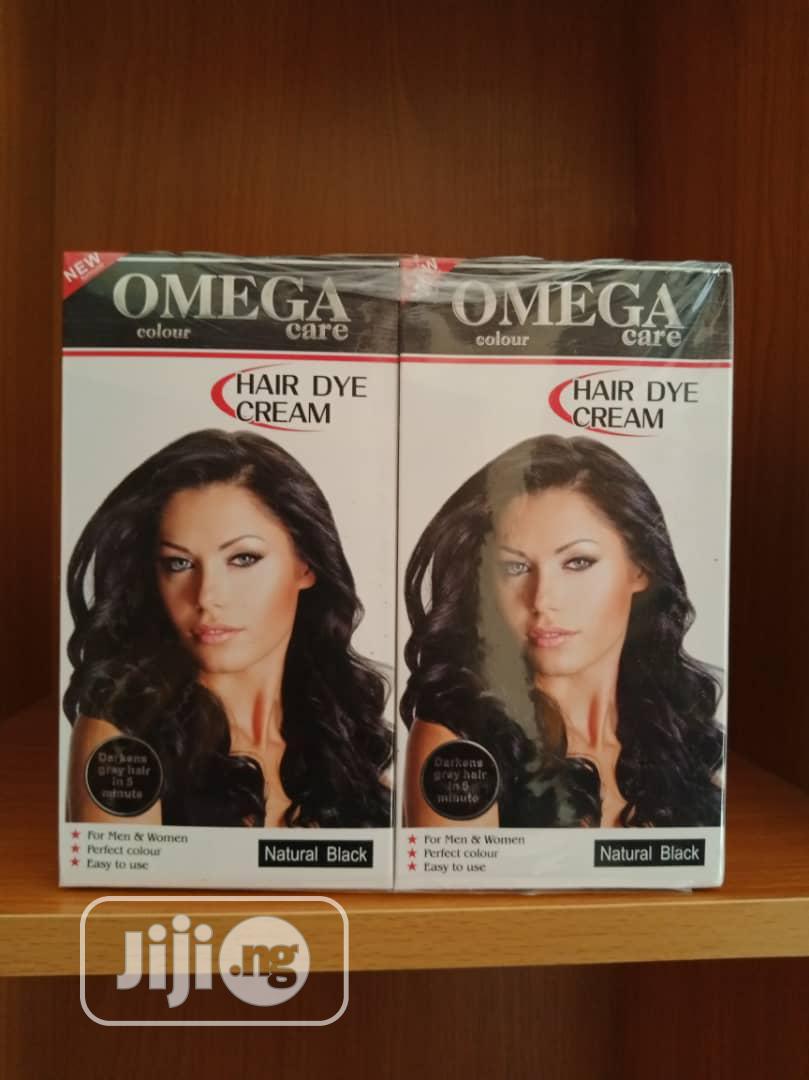 OMEGA Black Hair Dye