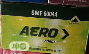75ah Aero Korea Battery at Wholesale Prices | Vehicle Parts & Accessories for sale in Lagos State, Maryland