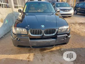 BMW X3 2007 Black | Cars for sale in Lagos State, Ikeja