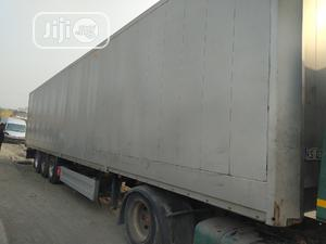 45 Ft Loose Container Body Trailer, 6 Tyres. | Trucks & Trailers for sale in Lagos State, Apapa