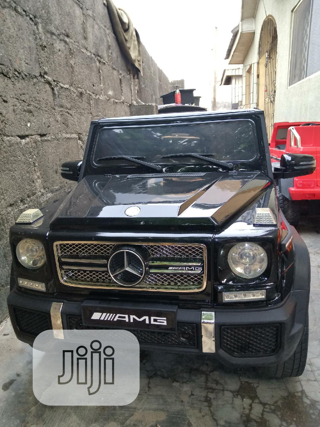 Quality Uk Used Licensed Mercedes Benz G65 AMG G Wagon | Toys for sale in Surulere, Lagos State, Nigeria