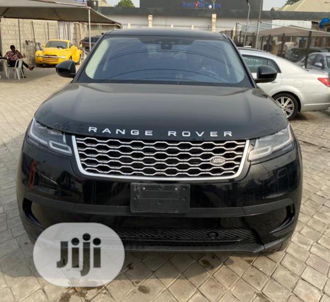 Archive: Land Rover Range Rover Velar 2019 Black