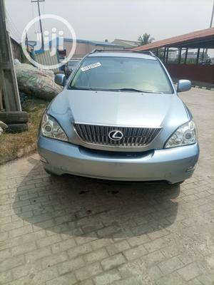 Lexus RX 2007 350 4x4 Blue | Cars for sale in Lagos State, Amuwo-Odofin