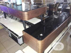 Wooden Center Table,And Television Stand | Furniture for sale in Lagos State, Ikeja