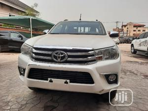 New Toyota Hilux 2020 White | Cars for sale in Lagos State, Amuwo-Odofin