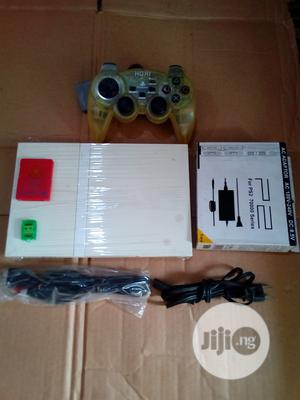 Sony Playstation 2 Slim + Accessories + 10 Games Installed | Video Game Consoles for sale in Lagos State, Ikeja