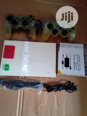 Sony Playstation 2 Slim + 10 Games and Accessories | Video Game Consoles for sale in Lagos State, Ikeja