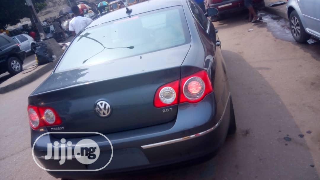 Volkswagen Passat 2008 2.0 Turbo Blue | Cars for sale in Surulere, Lagos State, Nigeria