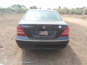Mercedes-Benz C180 2004 Blue   Cars for sale in Ondo State, Akure