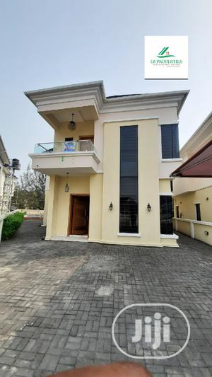 Newly Built 4 Bedroom Fullydetached Duplex for Sale | Houses & Apartments For Sale for sale in Lekki, Ikota