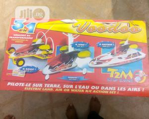 Voodoo 3 In 1 R/C Car, Plane Boat   Toys for sale in Lagos State, Gbagada