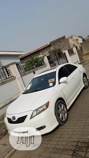 Toyota Camry 2008 White | Cars for sale in Lagos State, Ajah