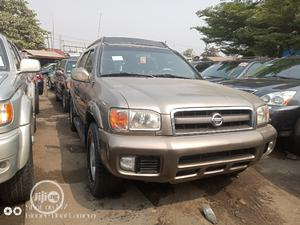 Nissan Pathfinder 2003 SE RWD SUV (3.5L 6cyl 4A) Gray | Cars for sale in Lagos State, Apapa