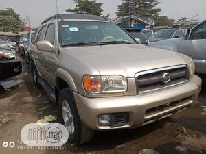 Nissan Pathfinder 2002 SE RWD SUV (3.5L 6cyl 4A) Brown | Cars for sale in Lagos State, Apapa
