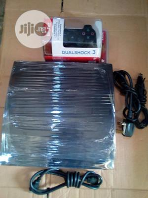 Sony Playstation 3 Slim + 10 Games and Accessories | Video Game Consoles for sale in Lagos State, Ikeja