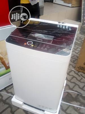 Hisense 8kg Automatic Washing Machine | Home Appliances for sale in Lagos State, Lekki