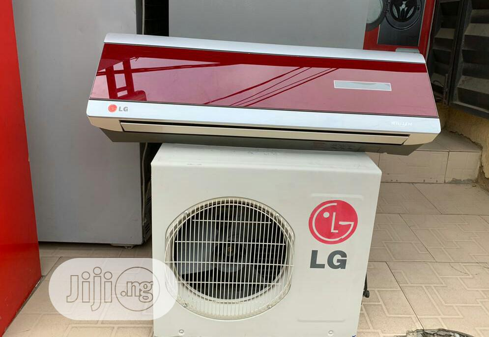 Foreign Used Lg Artcool 1hp Split Ac