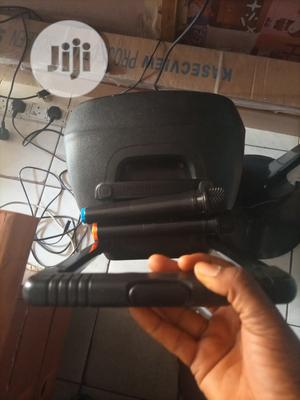 Rechargeable Bluetooth Speaker and 2 Wireless Mic for Rent   Audio & Music Equipment for sale in Abuja (FCT) State, Central Business District
