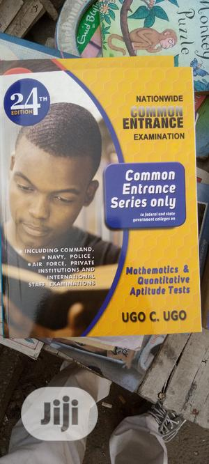 24th Edition Ugo C Ugo Maths and English   Books & Games for sale in Lagos State, Yaba