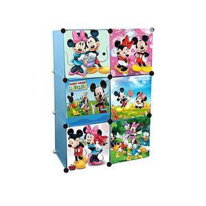 6doors Mickey Minie Storage Wardrobe Cabinet   Children's Furniture for sale in Lagos State, Agege