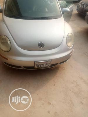 Volkswagen Beetle 2006 Silver | Cars for sale in Lagos State, Alimosho