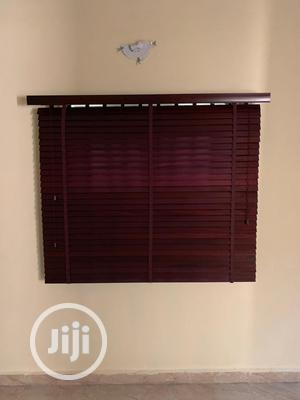 Wooden Blind Mahogany   Home Accessories for sale in Imo State, Owerri