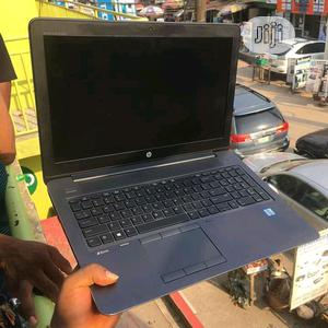 Laptop HP ZBook 17 8GB Intel Core I5 HDD 500GB | Laptops & Computers for sale in Ondo State, Akure