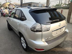 Lexus RX 2005 330 Silver | Cars for sale in Lagos State, Surulere
