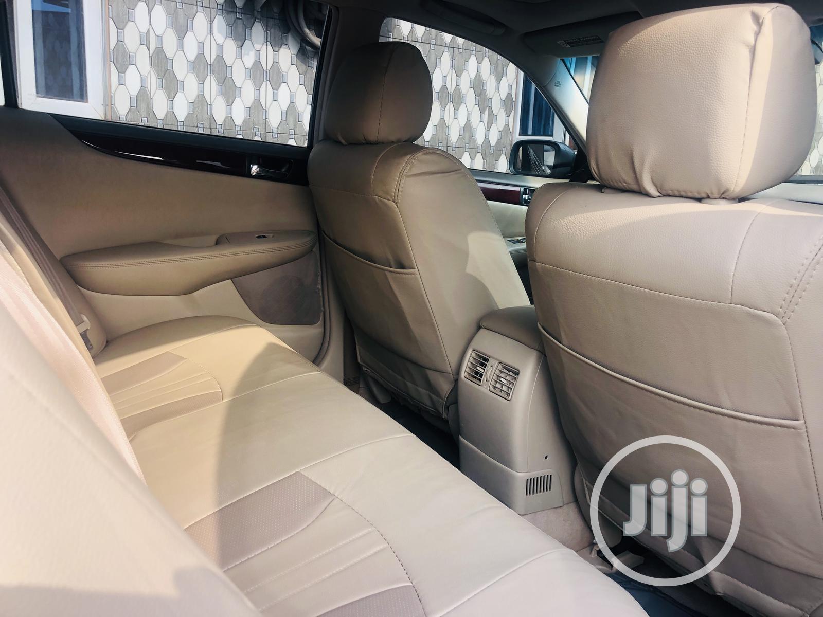 Archive: Lexus ES 2002 300