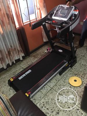 Brand New German 2.5hp Treadmill   Sports Equipment for sale in Lagos State, Surulere