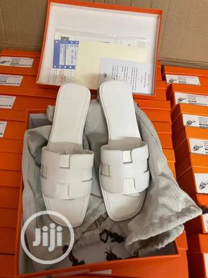 High Quality Hermes Slipper for Female | Shoes for sale in Lagos State, Magodo