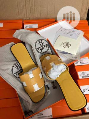 High Quality Hermes Slippers for Female | Shoes for sale in Lagos State, Magodo