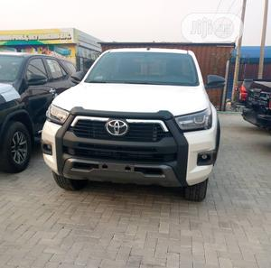 New Toyota Hilux 2020 White   Cars for sale in Lagos State, Lekki