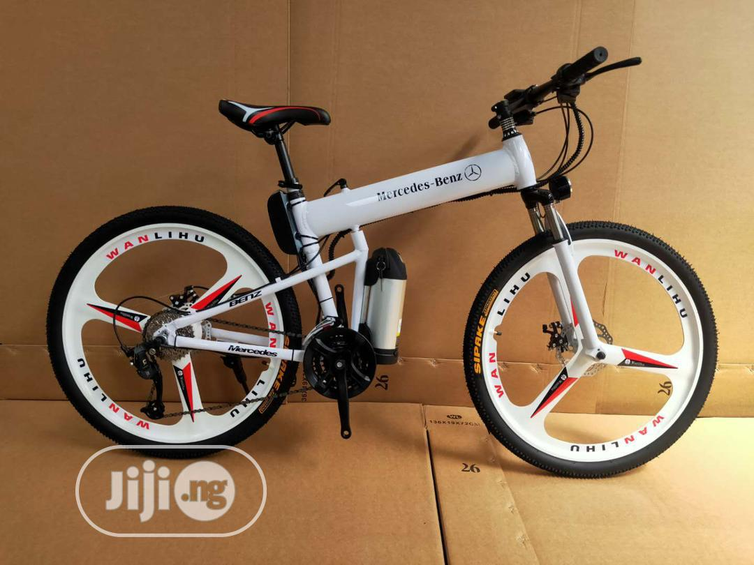 Archive: Mercedes-benz Bicycle