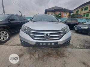Honda CR-V 2014 Silver | Cars for sale in Rivers State, Port-Harcourt