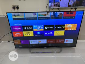 Sony Bravia Kd55x8509c 55 Inch 4K Ultra HD Hdr Android TV   TV & DVD Equipment for sale in Lagos State, Lekki