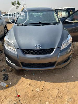Toyota Matrix 2012 Gray | Cars for sale in Abuja (FCT) State, Wuse 2