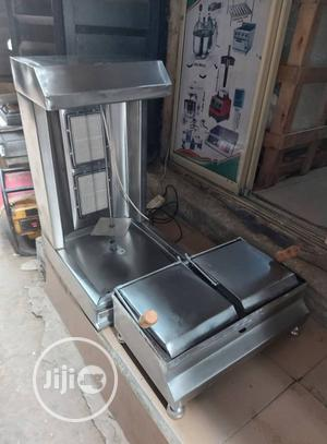 Complete Shawarma Machine and Toaster   Restaurant & Catering Equipment for sale in Lagos State, Isolo