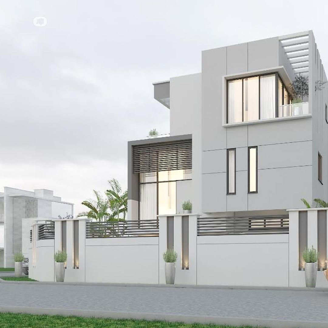 Luxury Home 5 Bedroom Fully Detached Duplex With BQ