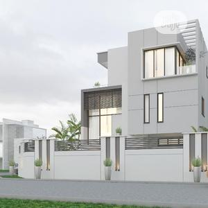 Luxury Home 5 Bedroom Fully Detached Duplex With BQ | Houses & Apartments For Sale for sale in Ikeja, Ikeja GRA