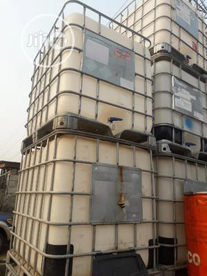 1000 Litres Water Tank, Tote Containers, Diesel, Etc | Plumbing & Water Supply for sale in Lagos State, Isolo