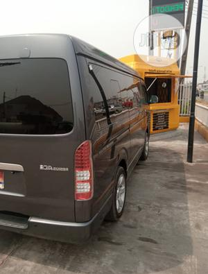 Toyota Hiace Bus, 2016 Model. Hummer2. Black | Buses & Microbuses for sale in Lagos State, Apapa