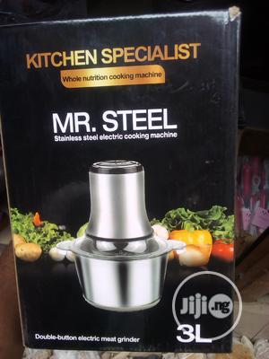 Mr Steel Yam Pounder | Kitchen Appliances for sale in Lagos State, Lagos Island (Eko)