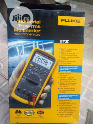 Fluke 87v Tester Meter   Measuring & Layout Tools for sale in Lagos State, Ojo