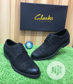 Clarks Suede Oxford Shoes   Shoes for sale in Lagos State, Lagos Island (Eko)