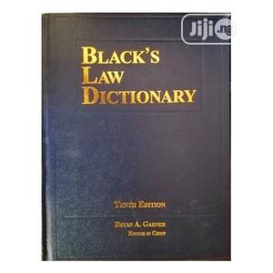Black Law Dictionary 10th Edition | Books & Games for sale in Lagos State, Surulere