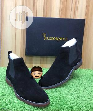 Billionaire Suede Chelsea Boots | Shoes for sale in Lagos State, Lagos Island (Eko)