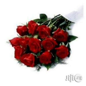 Flowers Red Rose Artificial Flowers Interior Decoration | Home Accessories for sale in Plateau State, Jos